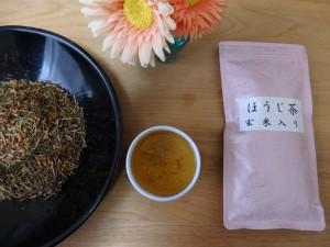 玄米ほうじ茶