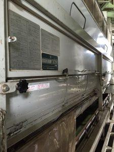 蒸葉処理機