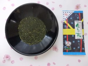 深蒸し茶 金谷茶