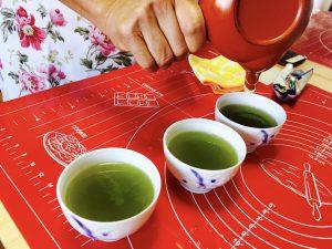 お茶の淹れ方3